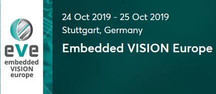 Embedded VISION Stuttgart