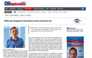 Bridging the gap between Camera and Human Eye
