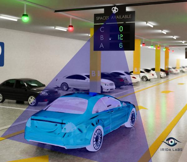 Indoor Parking 3D ToF