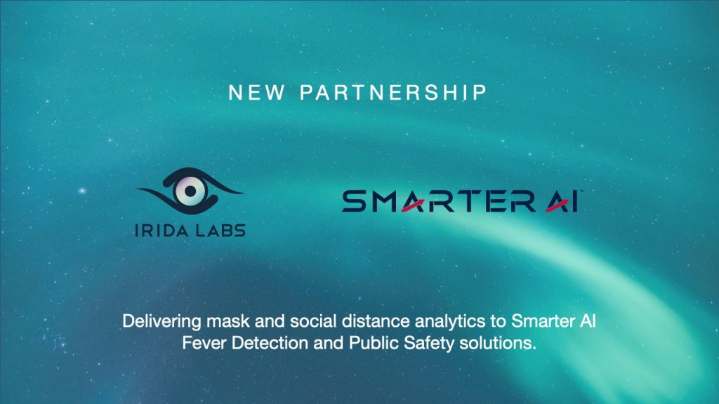 partnership-smarterai-iridalabs-mask-mask-social-distance-analytics