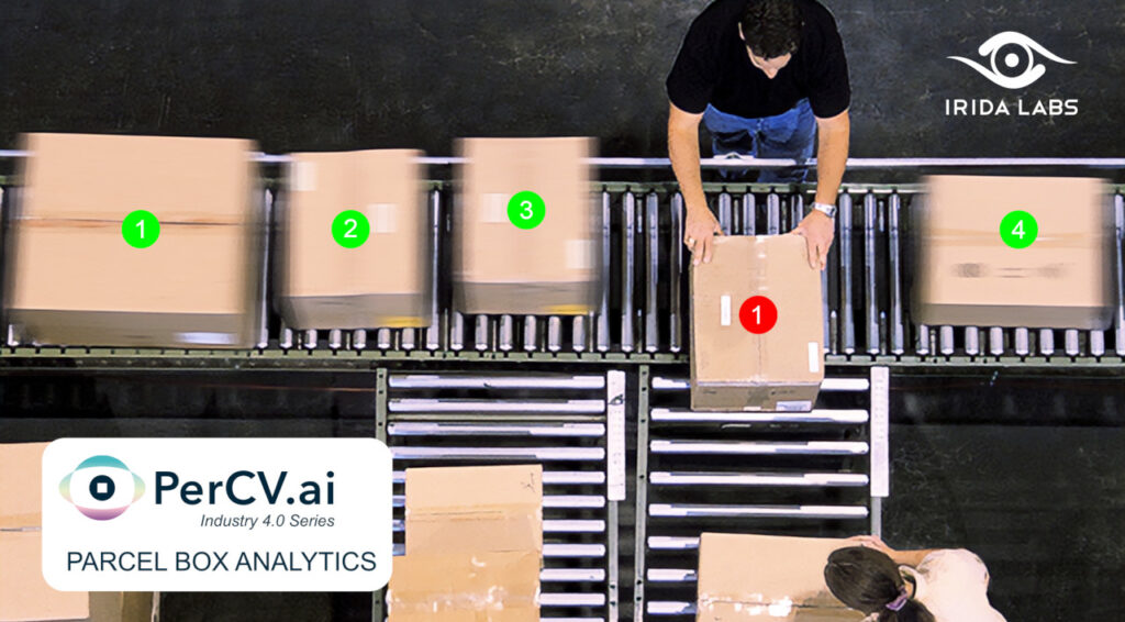 Percv.ai Parcel Box Analytics